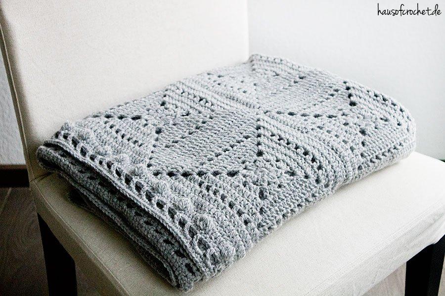 Haus Of Crochet On Twitter Neu Im Blog Tutorial Für Die Grey
