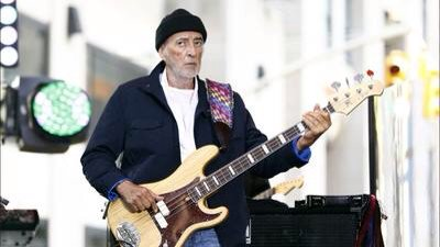 Happy Birthday John McVie! (Fleet wood Mac)