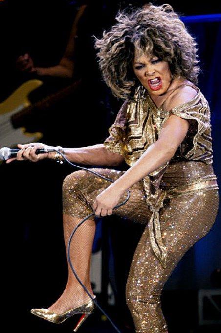 Happy Birthday to Tina Turner, born Nov 26th 1939