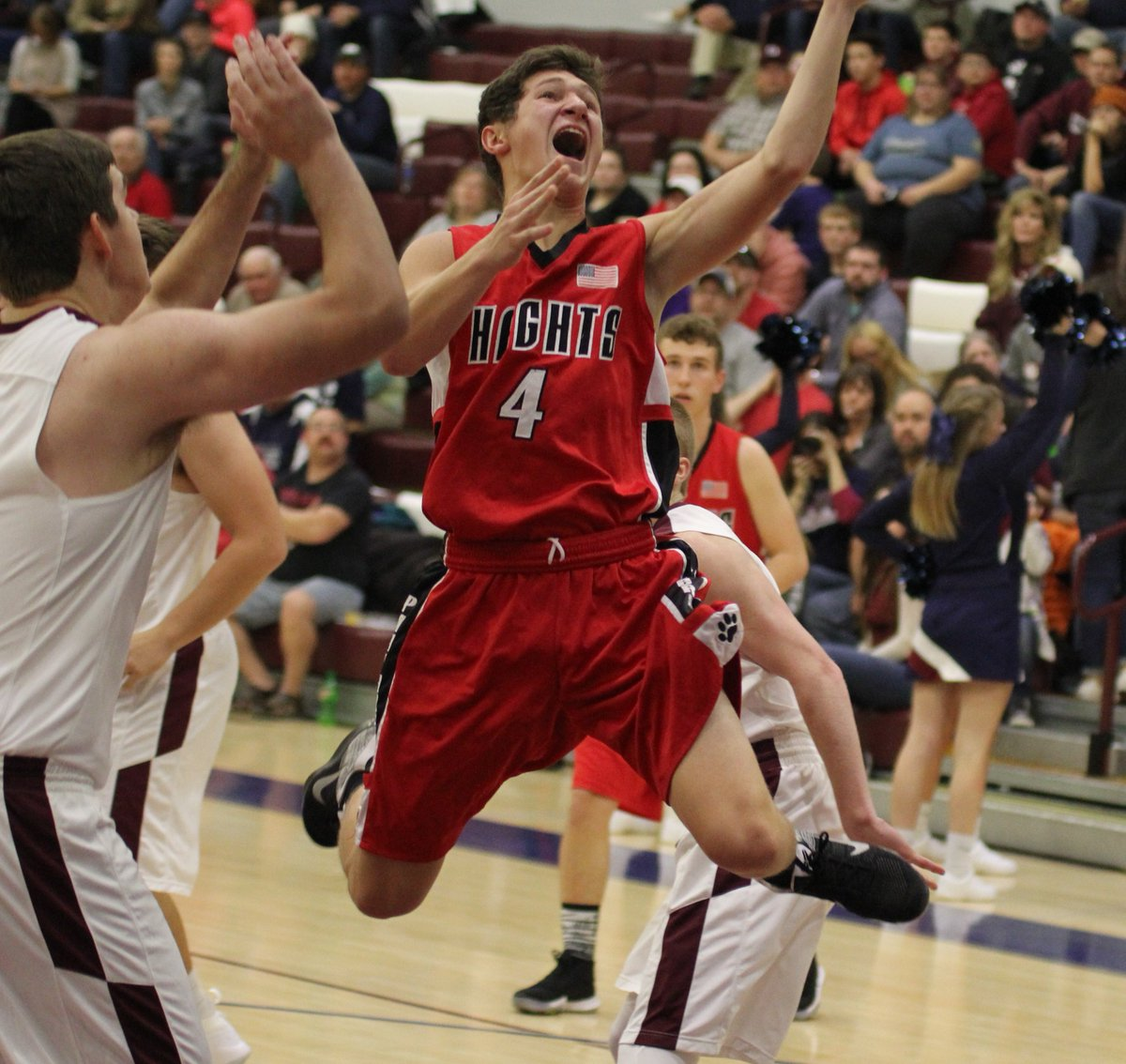 Photos from @PHPantherSports girls-boys doubleheaders at Garrett on Saturday.
