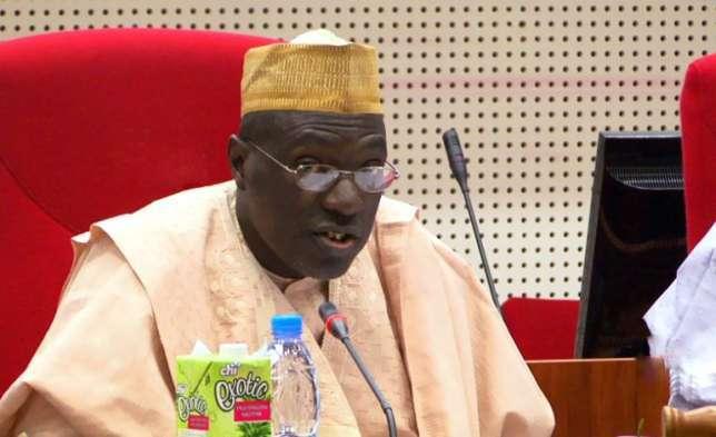 Ex-PDP Spokesman Abdullahi Ibrahim Jalo has said that PDP Chairman, Ahmed Makarfi will contest the 2019 Presidential election under the umbrella.