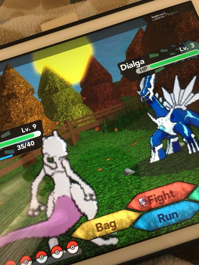 Roblox Pokemon Brick Bronze Randomizer Loginhdi On Twitter Volcano Aura Dialga Wager In Project Pokemon Https T Co K5qefew2ds