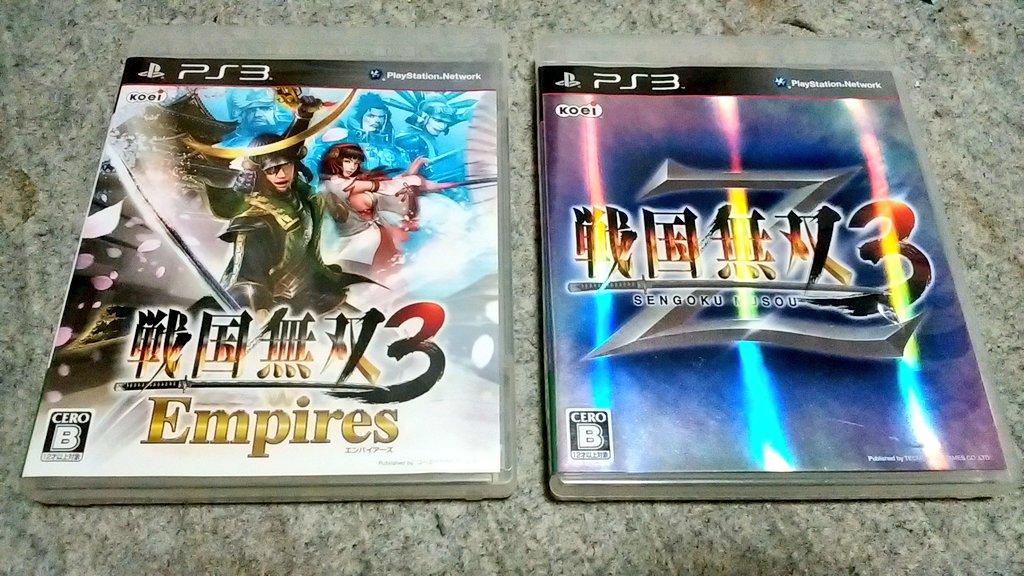 戦国 無双 3 empires