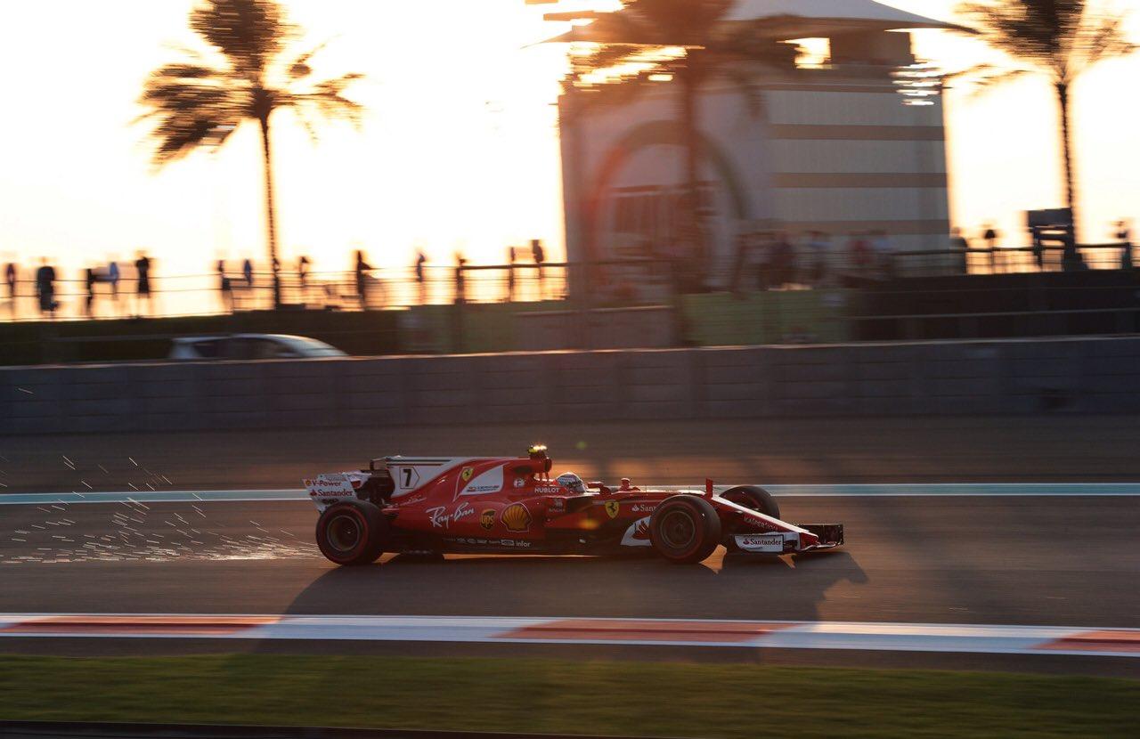 Abu Dhabi Nagydíj: A verseny végeredménye