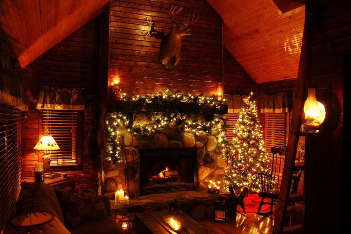 Светлане, картинки зимой у камина
