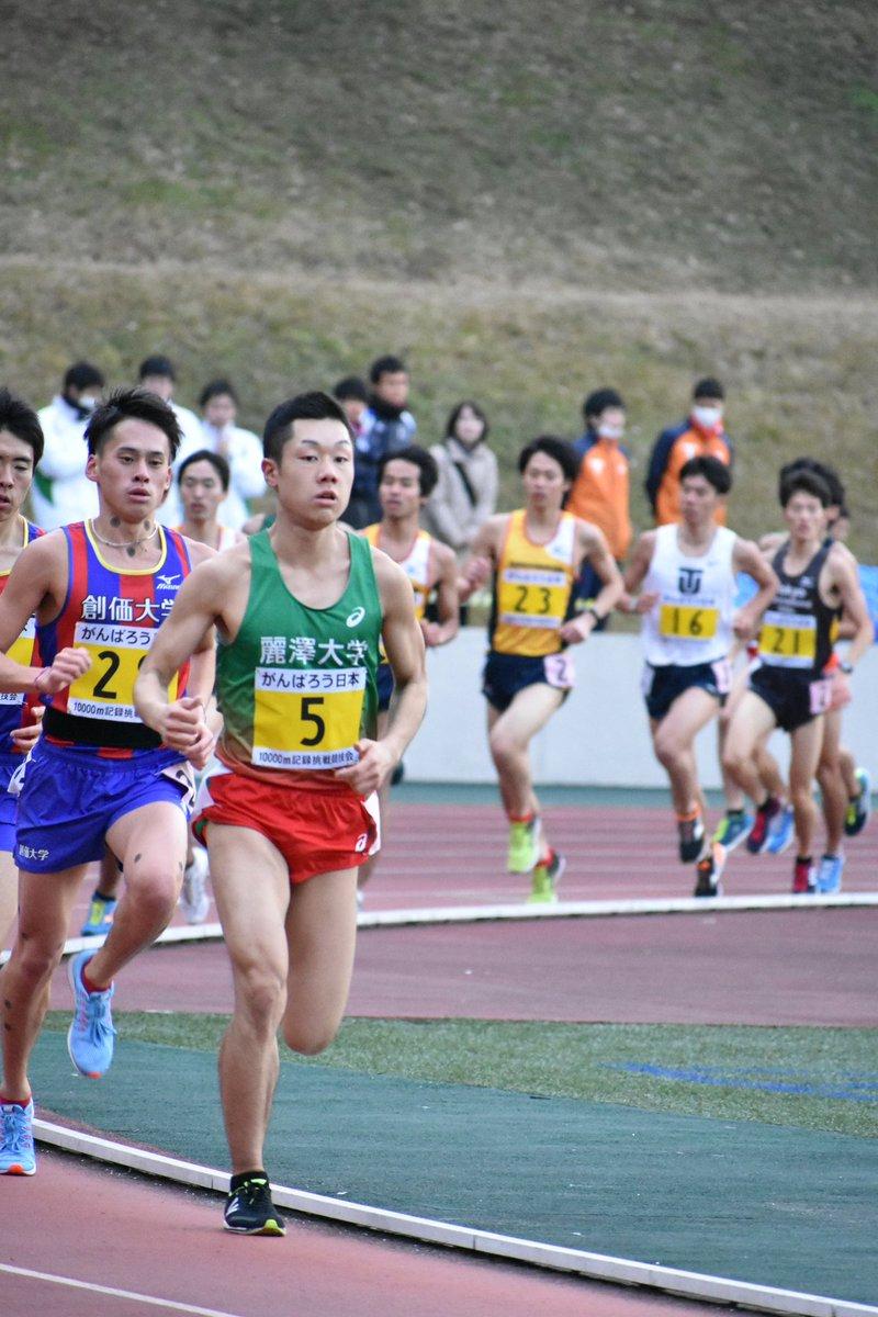 10000m記録挑戦会 hashtag on Tw...