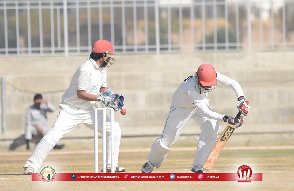 Alokozay Ahmad Shah Abdali First Class Tournament Match 13 Amo Vs Band E Amir Khost Lunch Break Day 2 1st Innings 459 All Out