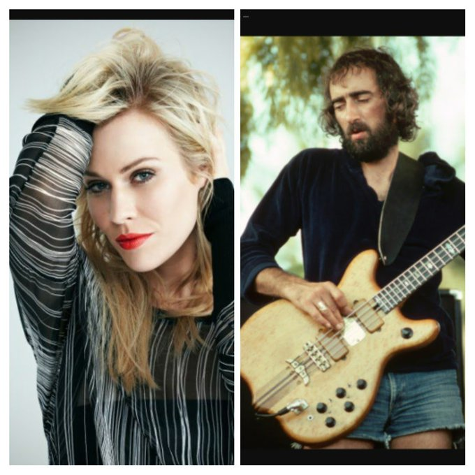 Happy Birthday to Natasha Bedingfield and John McVie..