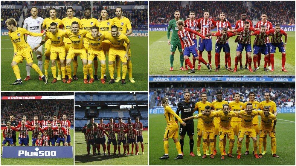 В Испании заметили, что Гризманн регулярно портит фотографии Атлетико