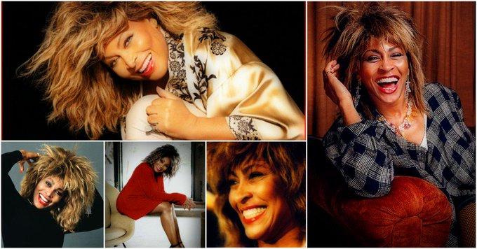 Happy Birthday to Tina Turner (born Anna Mae Bullock; November 26, 1939)