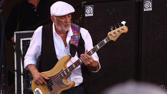 HAPPY BIRTHDAY John McVie !!  How about some