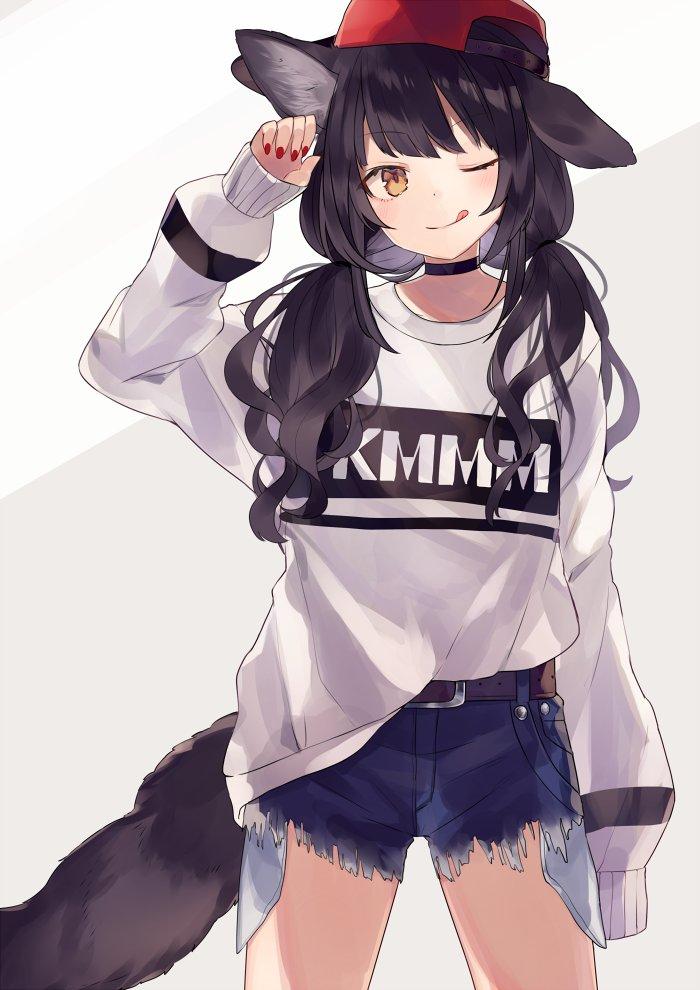 On twitter - Cool anime girl pics ...