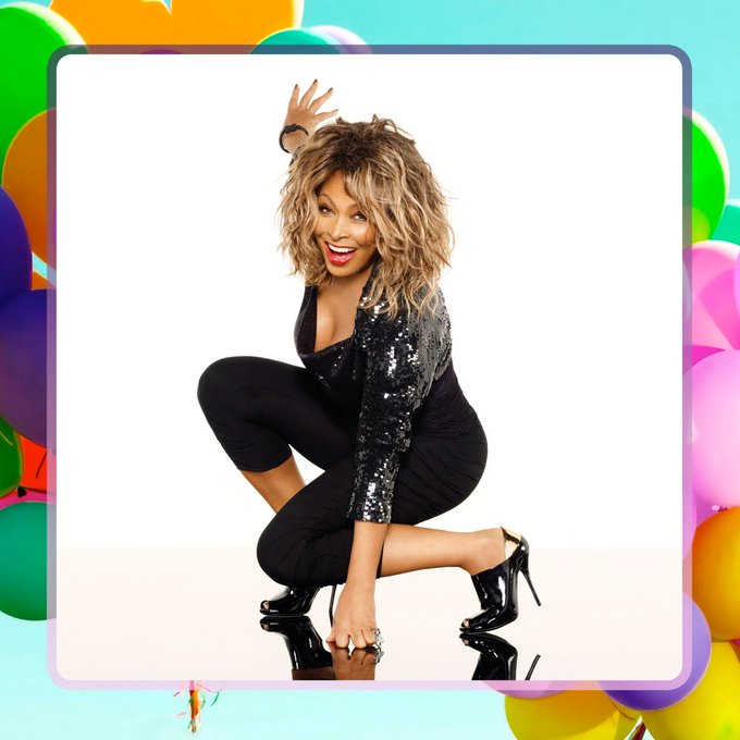 Happy Birthday to the legendary Tina Turner!   What is your favourite track by simply one of the best?