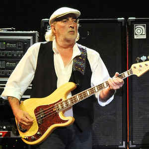 Happy birthday John McVie of Fleetwood Mac, 72 today and Tina Turner, 78.