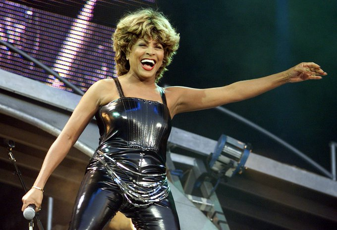Happy Birthday to music Legend....Tina Turner who turns 78 today!!