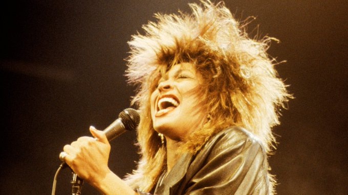 Happy birthday Tina Turner! Look back at our 1986 cover story on the singer
