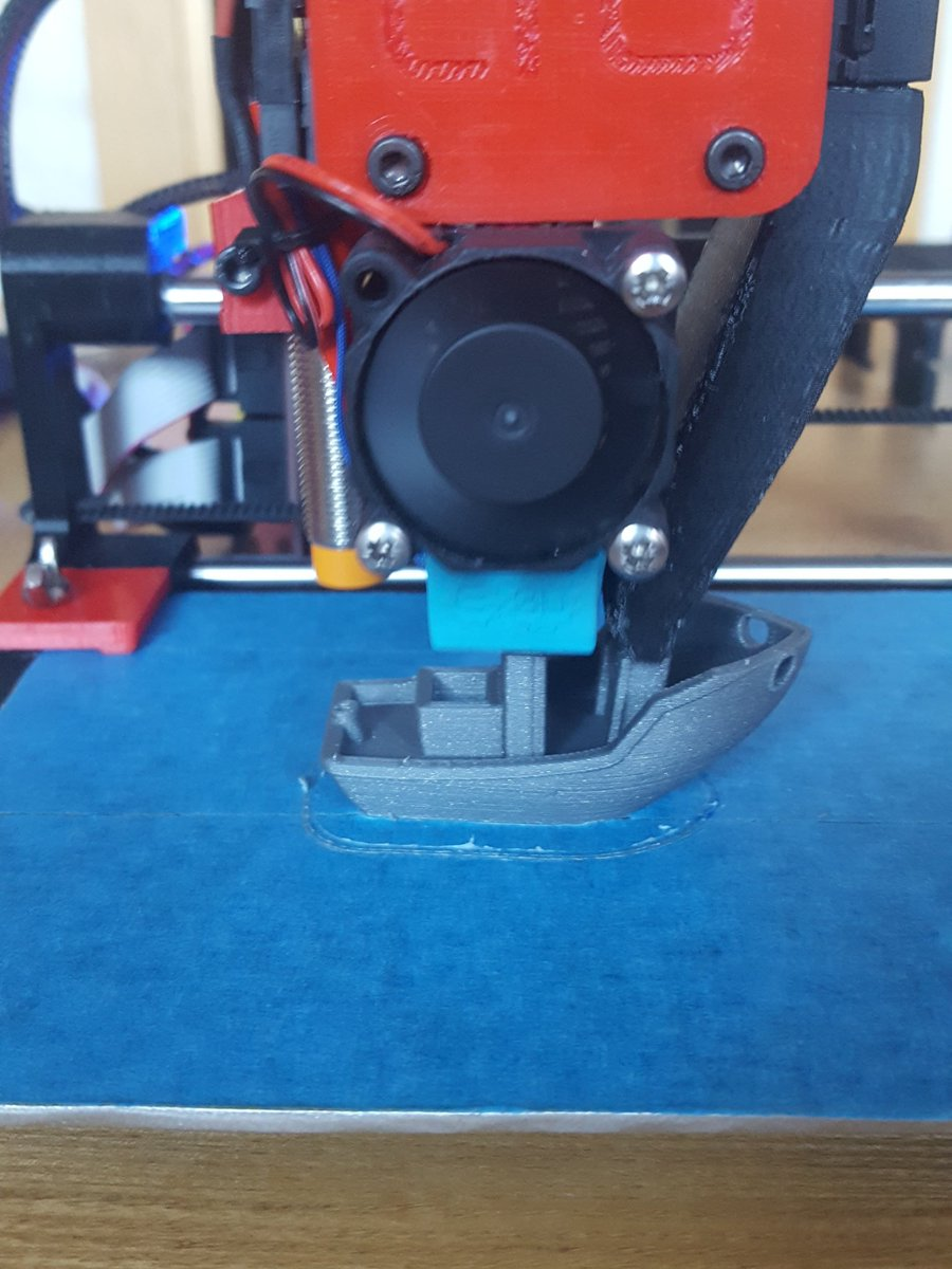 #3dbenchy update on the #adoptabot  ...