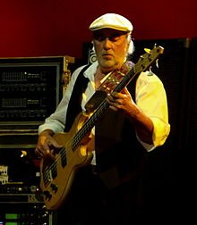 Happy Birthday today 11/26 to legendary Fleetwood  Mac bassist John McVie. Rock ON!