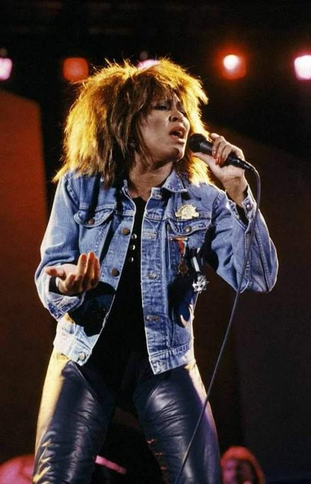 Há 78 anos nascia a cantora Tina Turner!!  Happy Birthday Tina!!