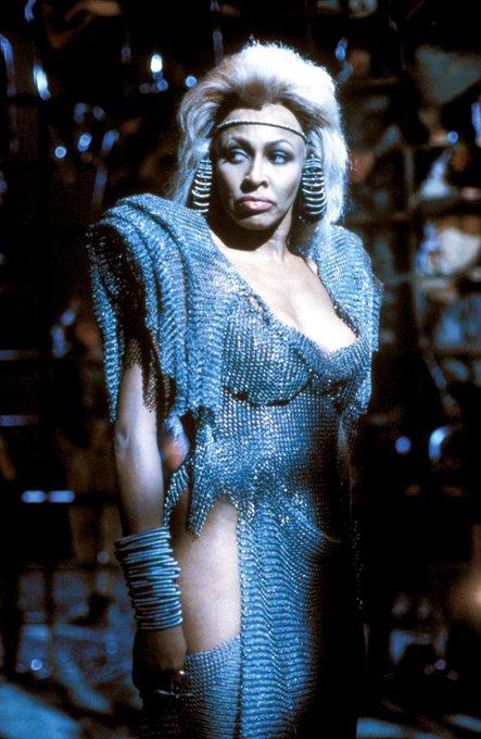 Happy Birthday, Tina Turner.