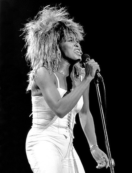 Every queen deserves praise. Happy Birthday to the iconic Tina Turner. ( : Ron Pownall)