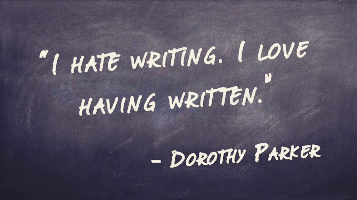 Dorothyparker Hashtag On Twitter