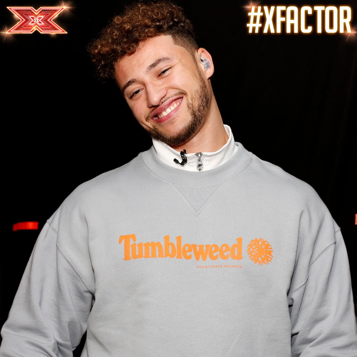 Name a better #TuesdayTreat this lunchtime than @MylesRakSu?! 😁😁😁 #SmileyMyles #XFactor https://t.co/8I5IgYWCMk
