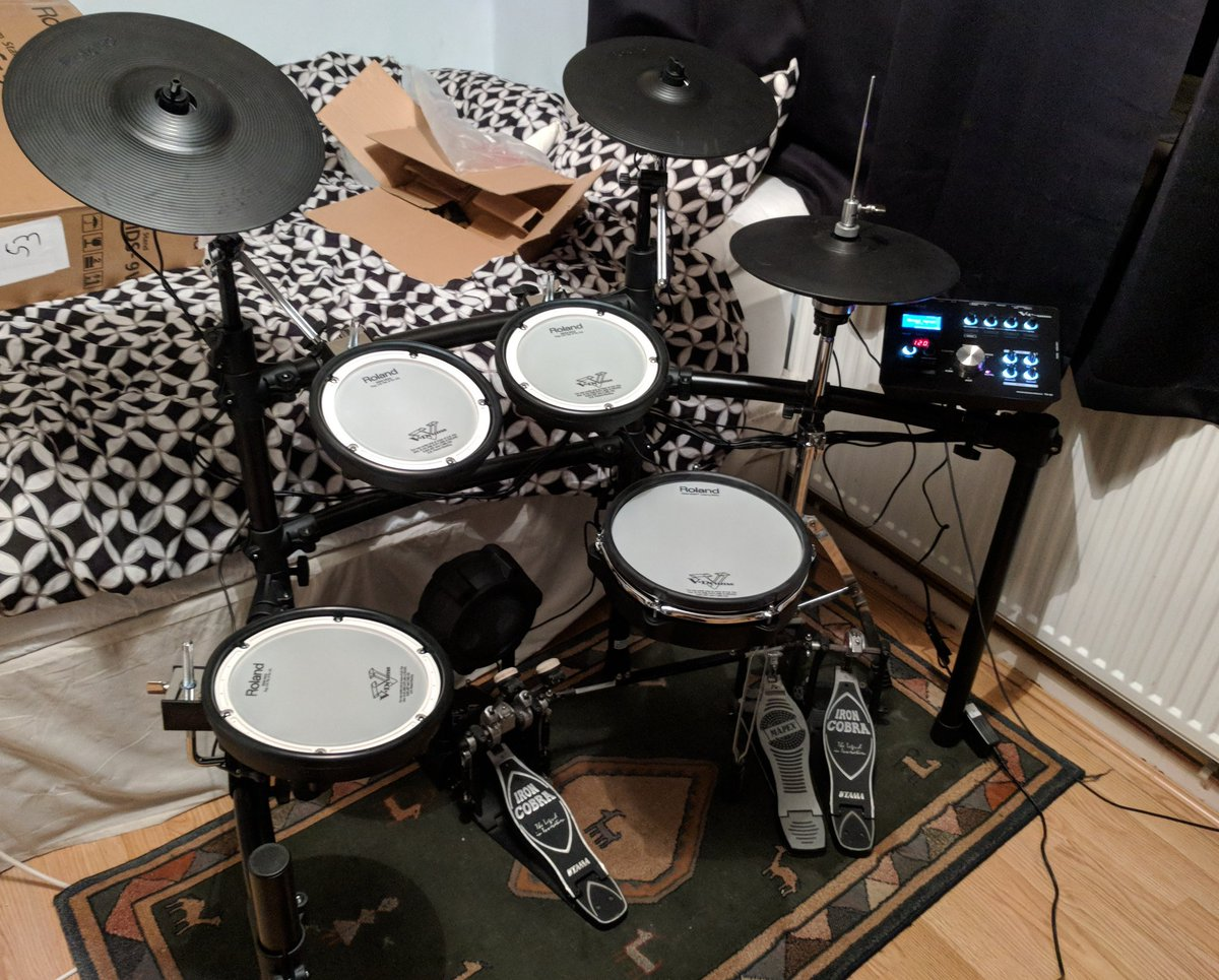 8 bitryan on twitter i finally got myself an electric drum kit 8 bitryan on twitter i finally got myself an electric drum kit and its the best decision i ever made i started playing drums when i was 13 years old solutioingenieria Image collections