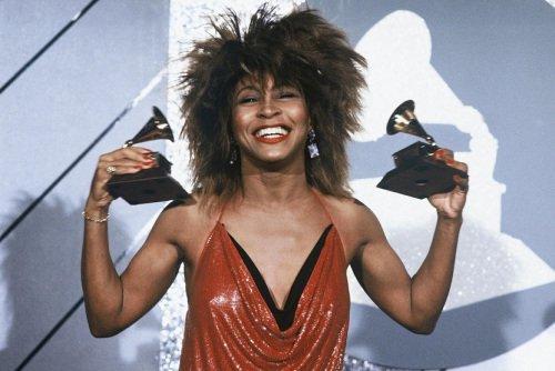 Happy birthday to 8-time Grammy award winning legend Tina Turner!
