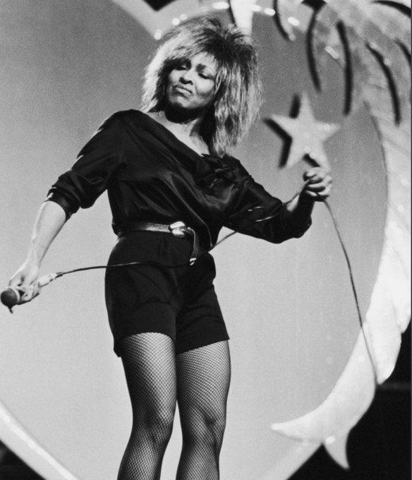 Happy Birthday to the iconic Tina Turner