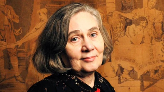 Happy birthday Marilynne Robinson! Here are the top online recordings of her!