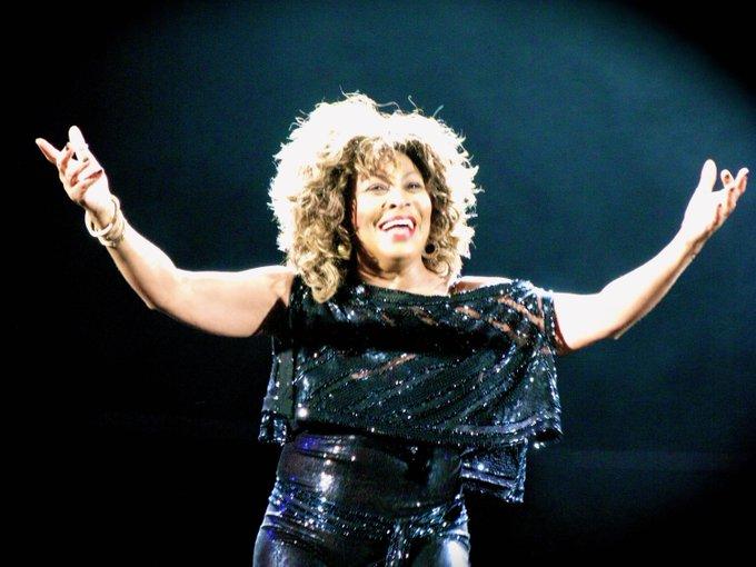 Happy birthday, Tina Turner! 78, today!