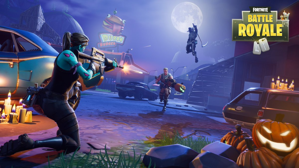 Fortnite On Twitter The Skull And Ghoul Troopers Are Back In The