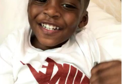 (Don Jazzy shares cute video of how Tiwa Savage s son wished him happy birthday)