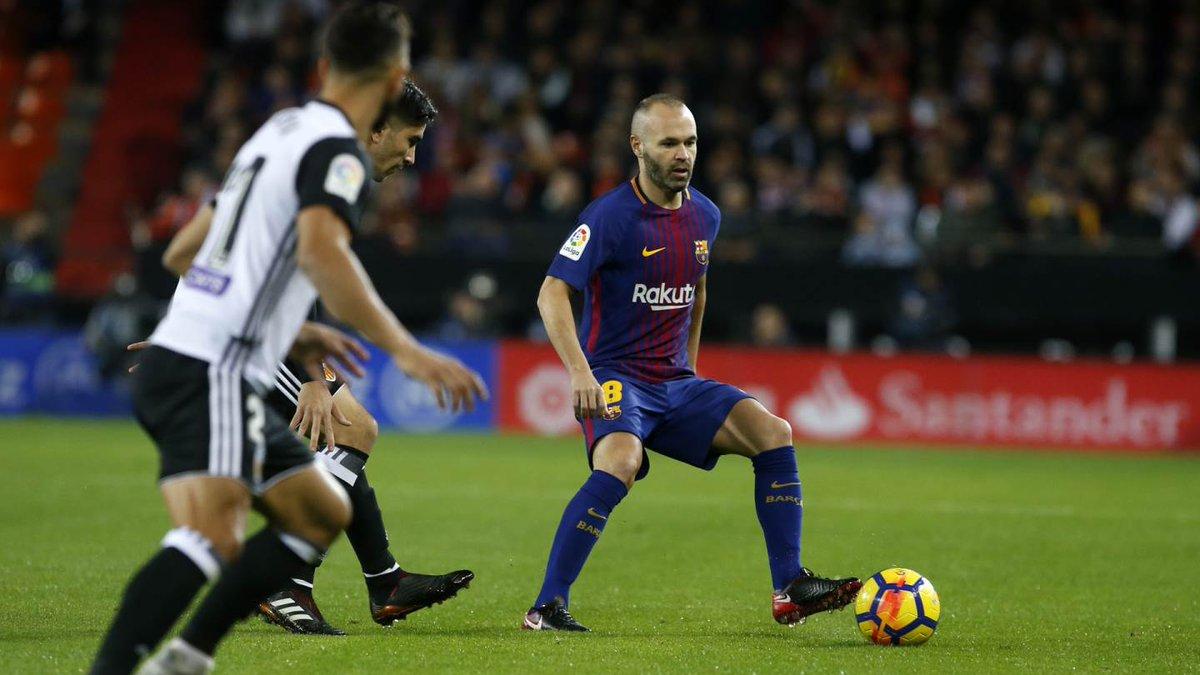 FC Barcelone - Valence : les compositions officielles !