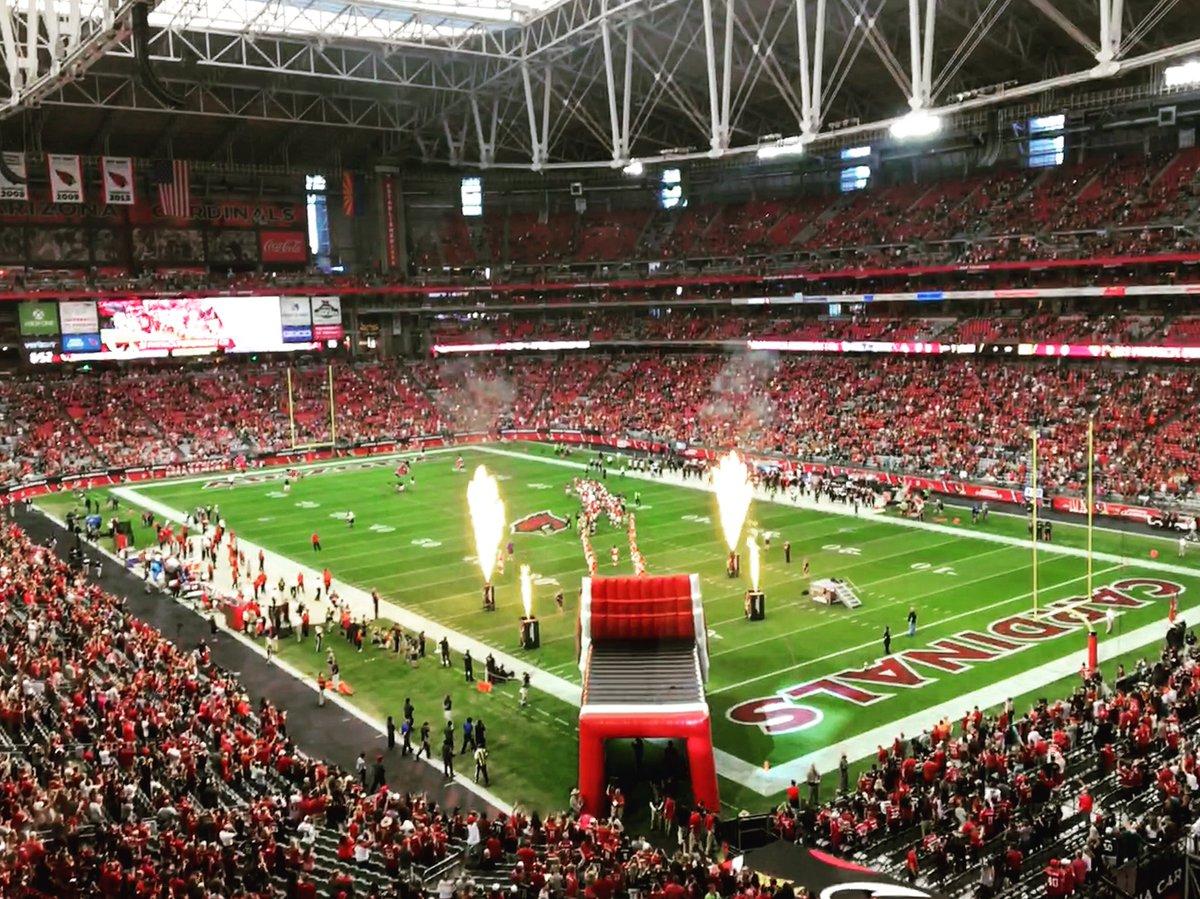 Jacksonville Jaguars VS. Arizona Cardinals