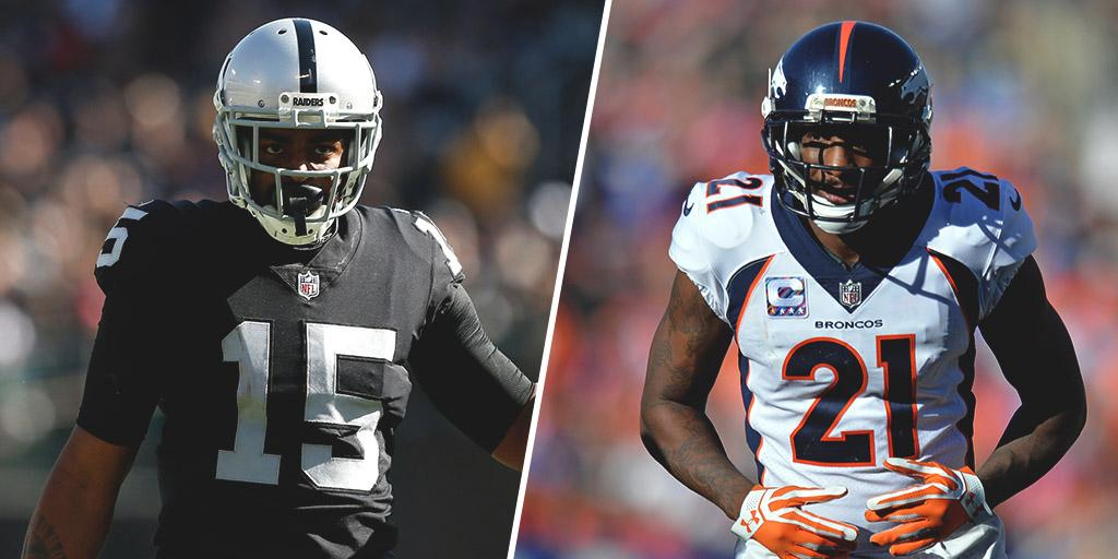 Image result for michael crabtree aqib talib