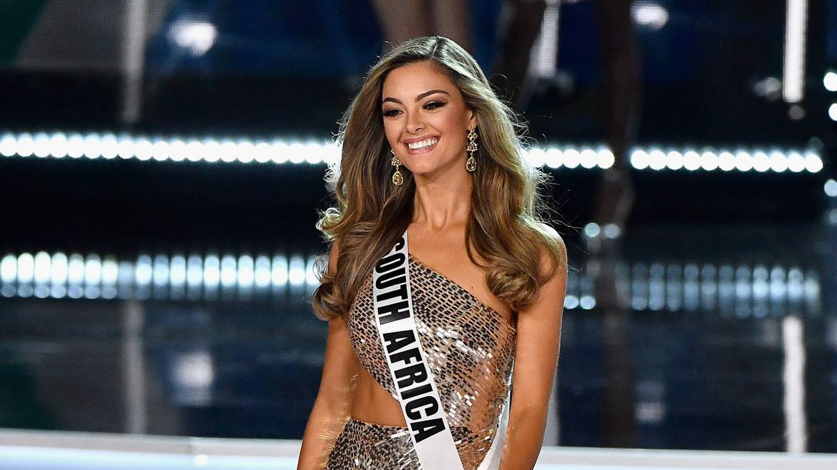 Demi Leigh Nel Peters Age >> Demi-Leigh Nel-Peters of South Africa crowned Miss Universe