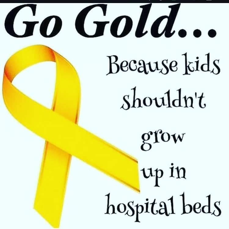 Go gold for my daugther . #paulaforever @CUREchildcancer @thetruth365film #ChildhoodCancer #CancerInfantil @cancerinfantil #childhoodmemories #morethan4<br>http://pic.twitter.com/OdhDXuxhii