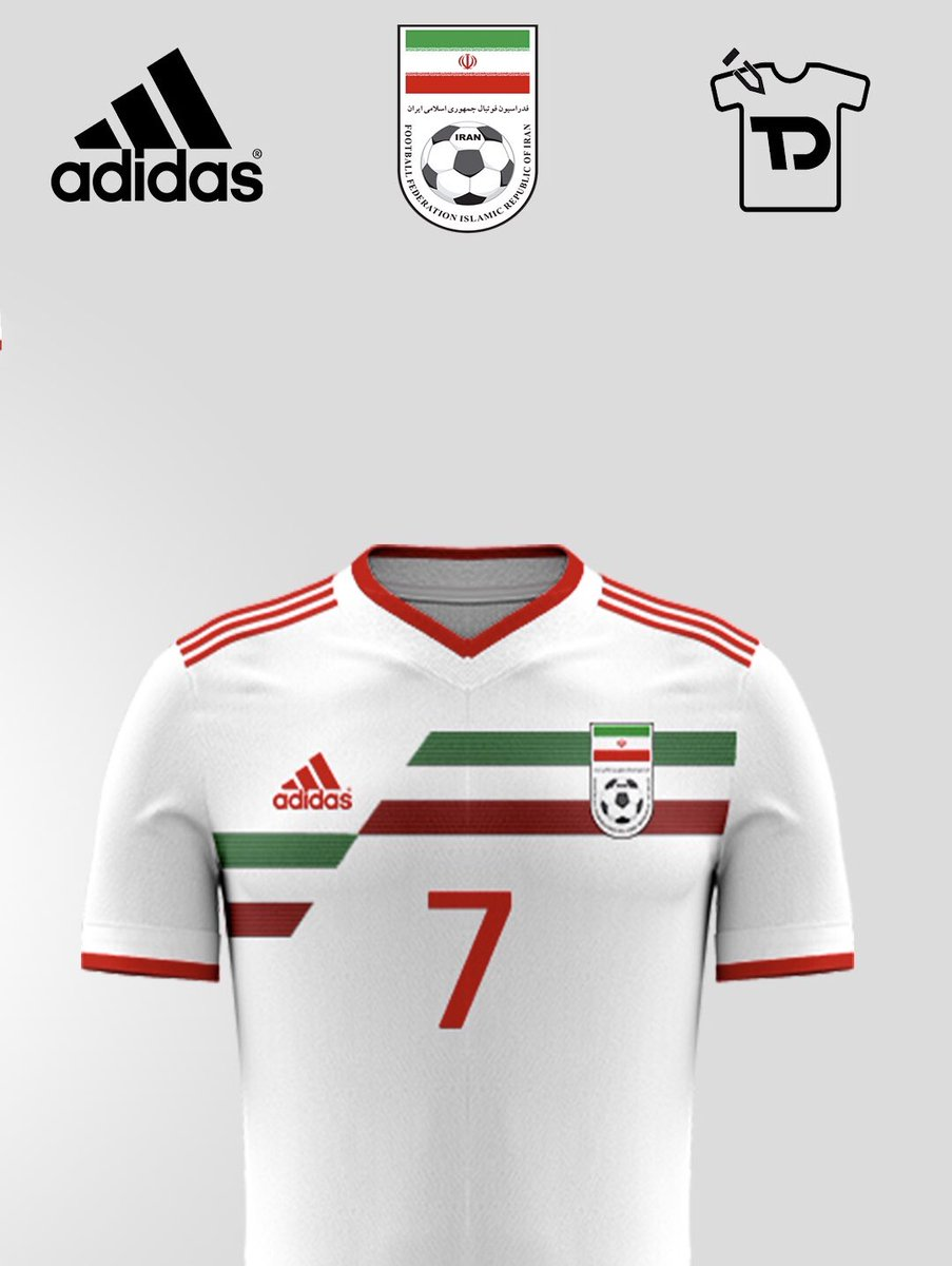 385acacdc #nicedesign #jersey #2018fifaworldcup #2018worldcup #worldcup #teammelli # iran #teammelliiranpic.twitter.com/CN81zhYVEs