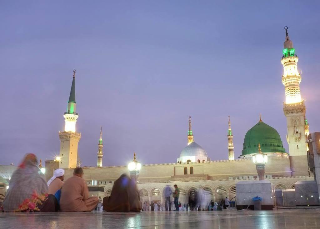 Muhammad Arif Rahman On Twitter Suasana Pagi Di Masjid Nabawi