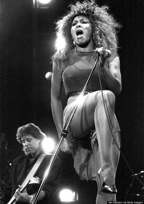 Wishing a happy 78th birthday today to Tina Turner