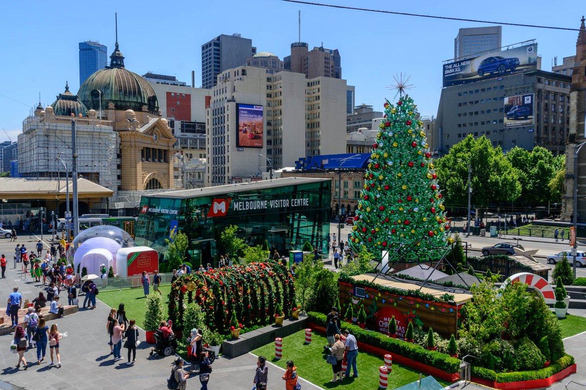 Kota Melbourne. (Twitter)