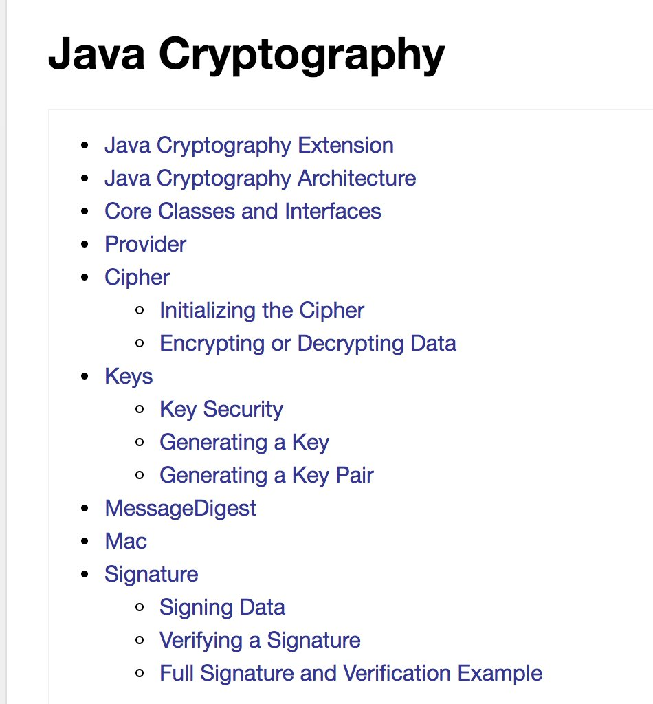 Java Cipher Example