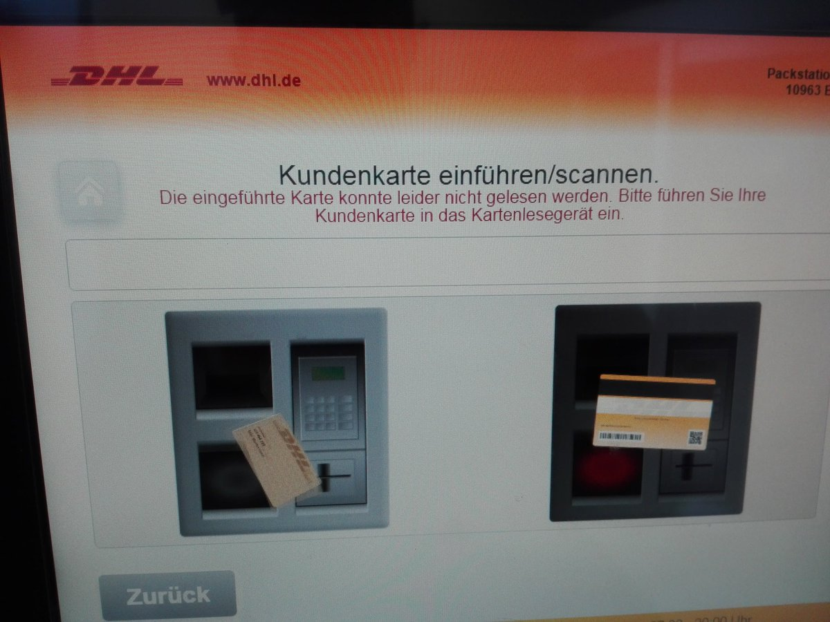 Packstation Neue Karte.Packstation Karte Onlinebieb