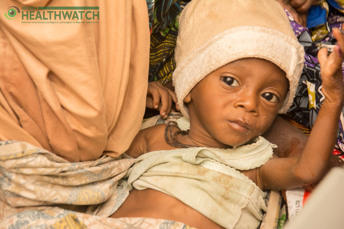 Today, 1000 Nigerian children will die of malnutrition. We cannot continue to turn a blind eye to them. Our political office holders must be made aware. Our state governments must be held to account to #FeedNaijaPikin!