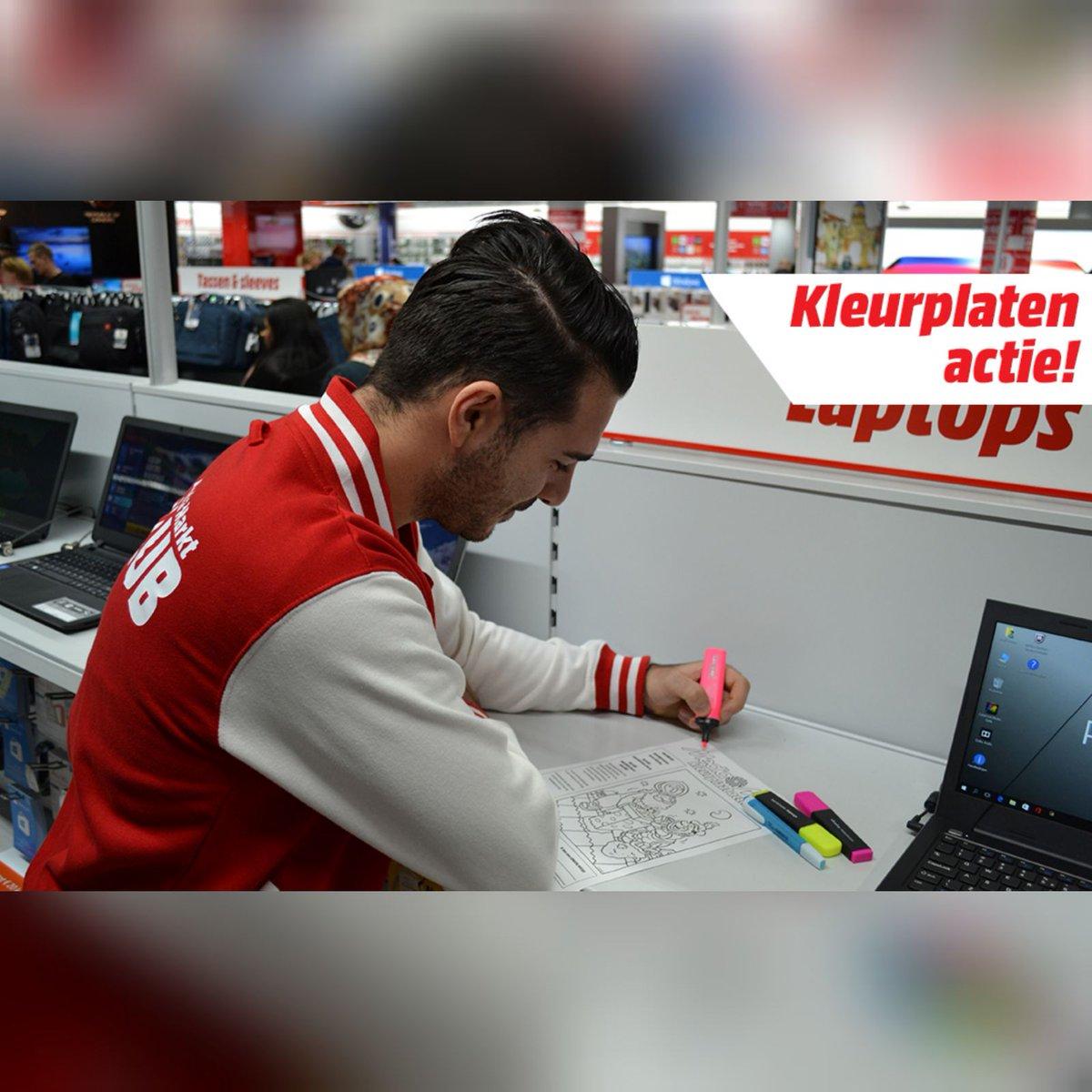 Kleurplaten Computer Kleuren.Mediamarktdenhaag On Twitter Ben Jij Tot 10 Jaar Oud Met