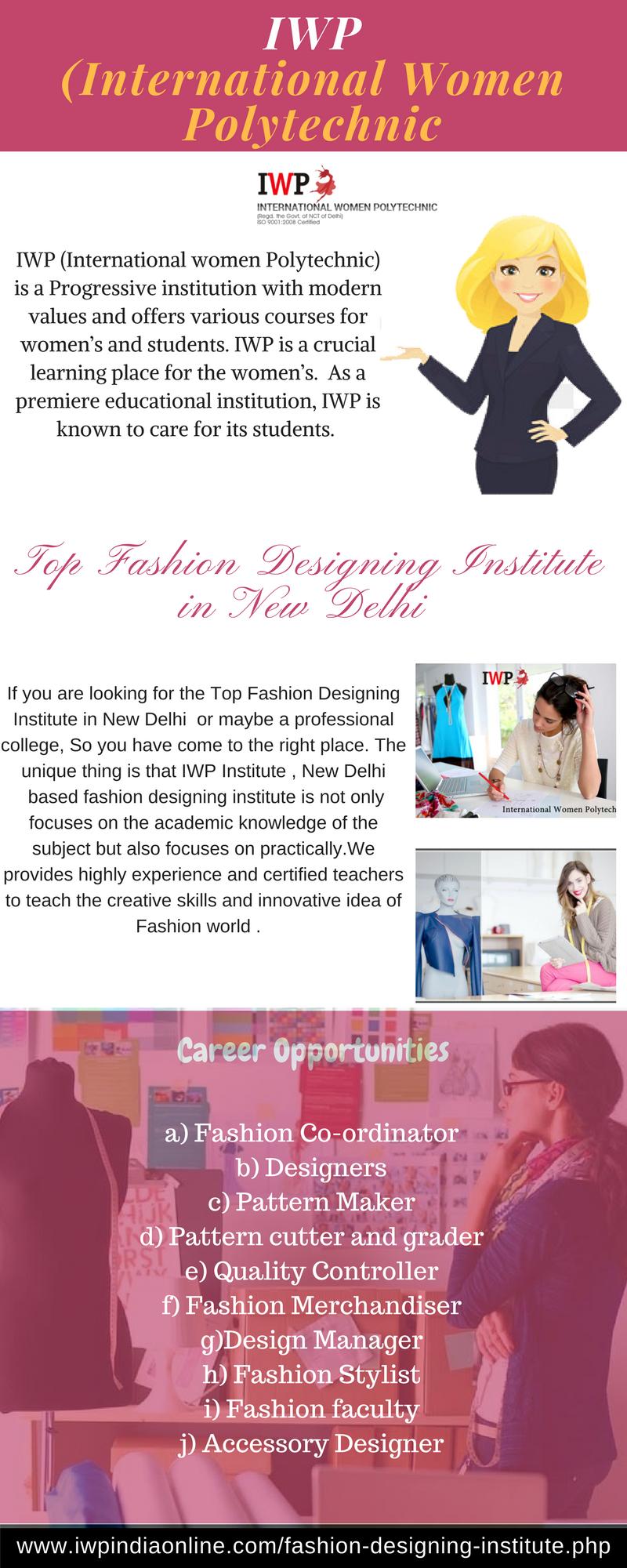 Ame Wilson On Twitter Top Fashion Designing Institute In New Delhi Https T Co Vhplzkxela Iwpinstitute Fashiondesigninginstitute