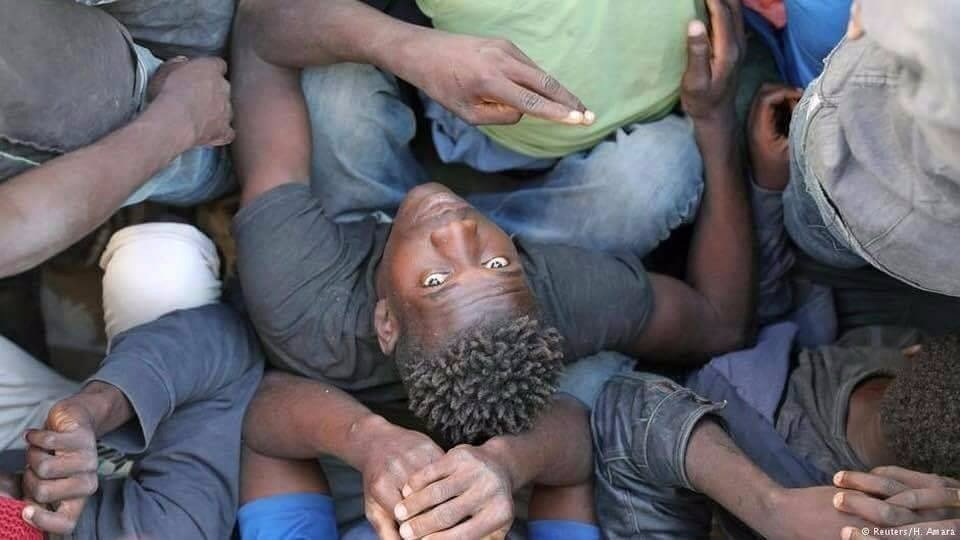 More Shocking Photos Of Slave Trade, Torture, Killings In Libya Surface