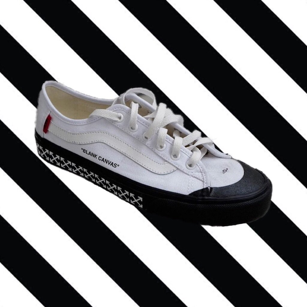 fea65e5d79 Rumoured Off-White x Vans collab What s your thoughts on these  shoes pic.twitter.com 5phClTAuTi